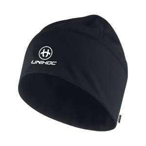 Hue - Unihoc Beanie Technic - vinter hue i sort